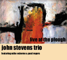 Live at The Plough - CD cover art