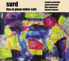 Live at Glenn Miller Café - CD cover art