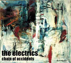 Chain of Accidents - CD cover art