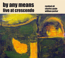 Live at Crescendo - CD cover art