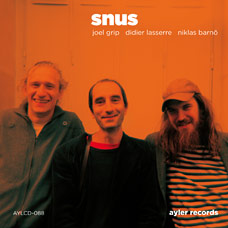 Snus - CD cover art