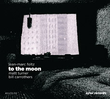 To the Moon - CD cover art