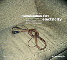 Electricity - CD cover art