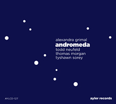 Andromeda - CD cover art