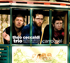 Carrousel - CD cover art