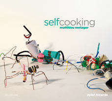 SelfCooking - CD cover art