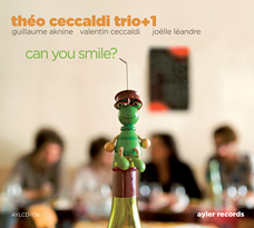 Can You Smile? - CD cover art