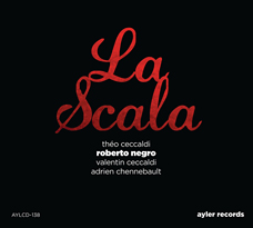 La Scala - CD cover art