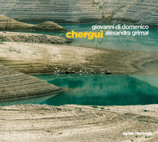 Chergui - CD cover art