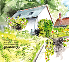 Garden(s) - CD cover art
