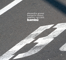 Bambú - CD cover art
