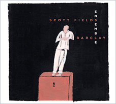 Barclay - CD cover art