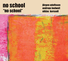 No School - CD cover art