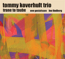 Trane to Taube - CD cover art