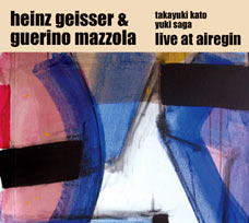 Live at Airegin - CD cover art