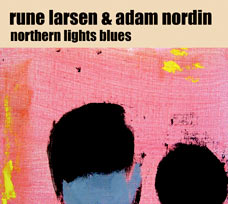 Northern Lights Blues - CD cover art