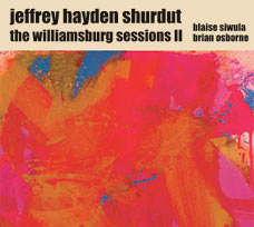 The Williamsburg Sessions II - CD cover art