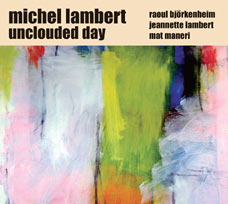 Unclouded Day - CD cover art