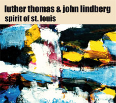 Spirit of St. Louis - CD cover art