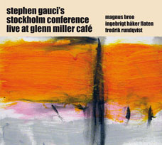 Live at Glenn Miller Café, pt. 3 - CD cover art