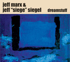 Dreamstuff - CD cover art