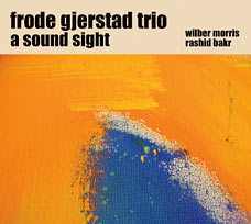 A Sound Sight - CD cover art