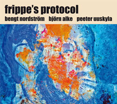 Frippe's Protocol - CD cover art
