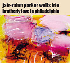 Brotherly Love in Philadelphia - CD cover art