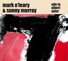 Ode to Albert Ayler - CD cover art