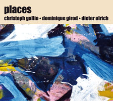 Places - CD cover art