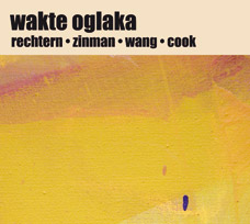 Wakte Oglaka - CD cover art